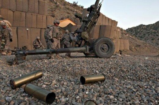 Почему Россия не включается в военную кампанию НАТО в Афганистане