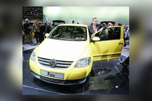 """""""Volkswagen Fox"""""""