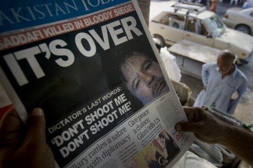 В Ливии срочно возвращают на службу генералов времен Каддафи