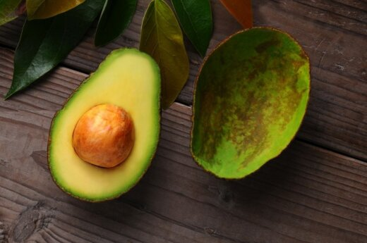 Авокадо помогает похудеть
