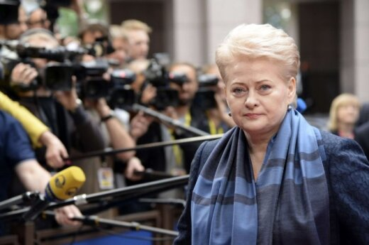 President Grybauskaitė at UN Climate Summit: Energy security is global issue