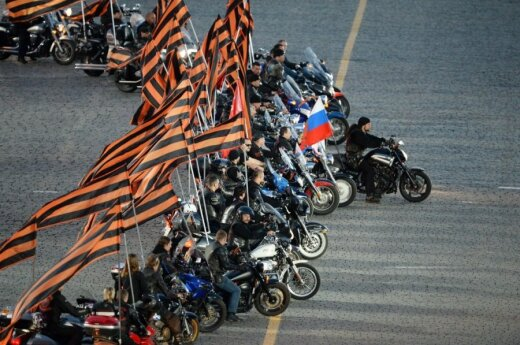 """Задержан лидер латвийского отделения """"байкеров Путина"""""""