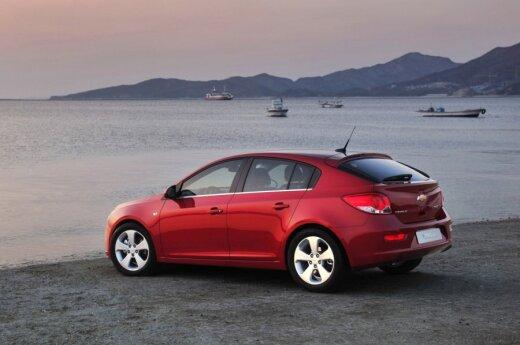 Бюджетный седан Chevrolet Cruze хотят превратить в купе