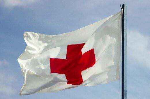 Литовский Красный Крест собрал 51 тыс. литов на помощь Украине