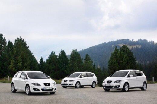 Seat Ecomotive modeliai