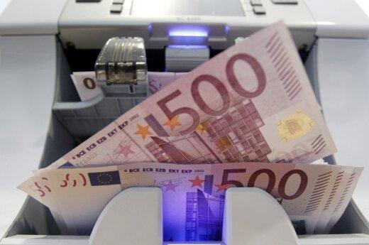 Раскрыта сеть фальшивомонетчиков, напечатавшая €9 млн.