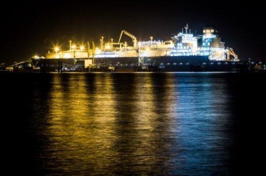 "LNG terminal ""Independence"""