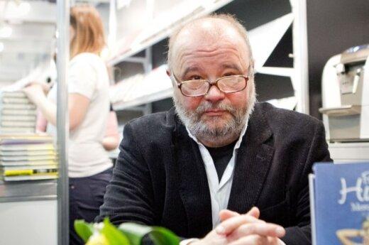 Paweł Huelle zajął drugie miejsce