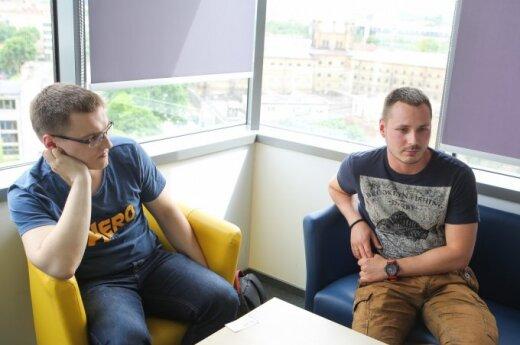 Предприниматели из России сменили Москву на Вильнюс