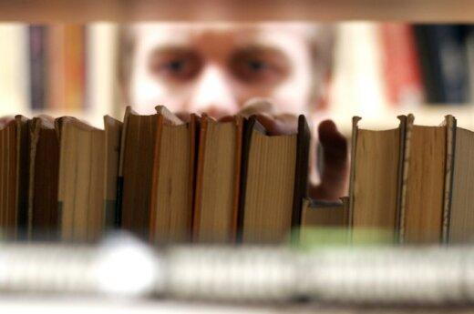 VU bibliotekos vadovė: kalbos apie knygų mirtį – gerokai per ankstyvos