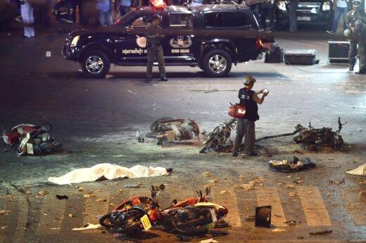 Взрыв в Бангкоке: подозреваемый признался в соучастии