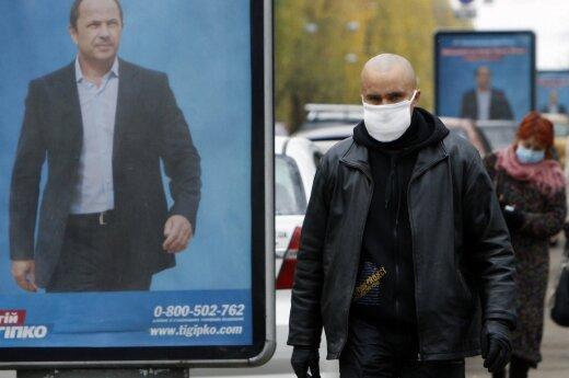 Lithuania sending antiviral drugs to help Ukraine to fight swine flu