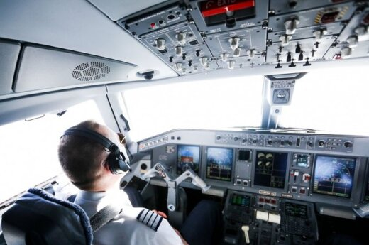 Иск Air Lituanica предприятию Estonian Air - 7,4 млн. литов