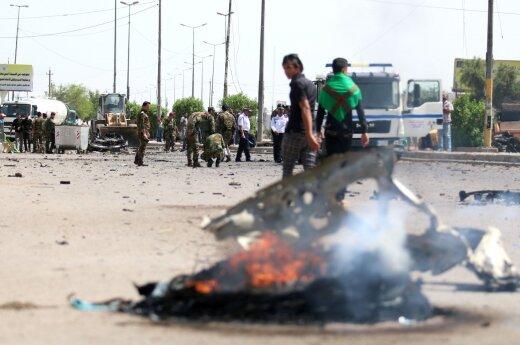 Explosions in Iraq