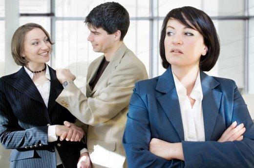 Служба контролера получает больше жалоб о половой дискриминации