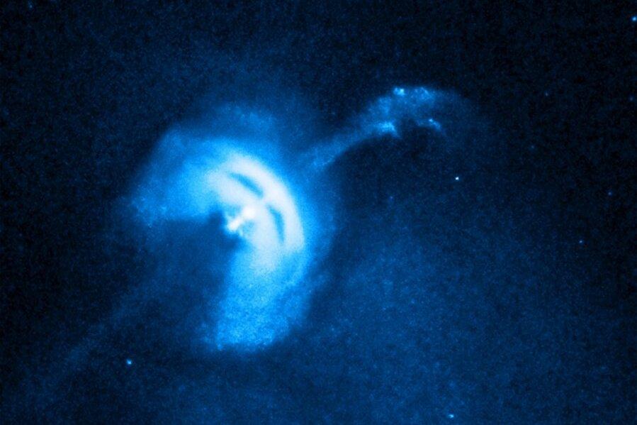 Загадка одиночной нейтронной звезды