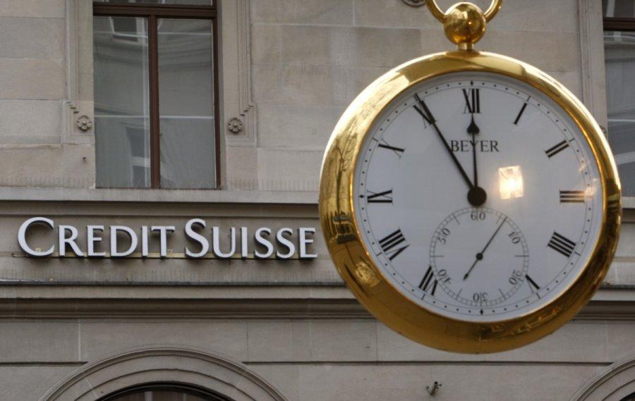 фото Credit Suisse - позитивный прогноз по курсу рубля на ближайший период