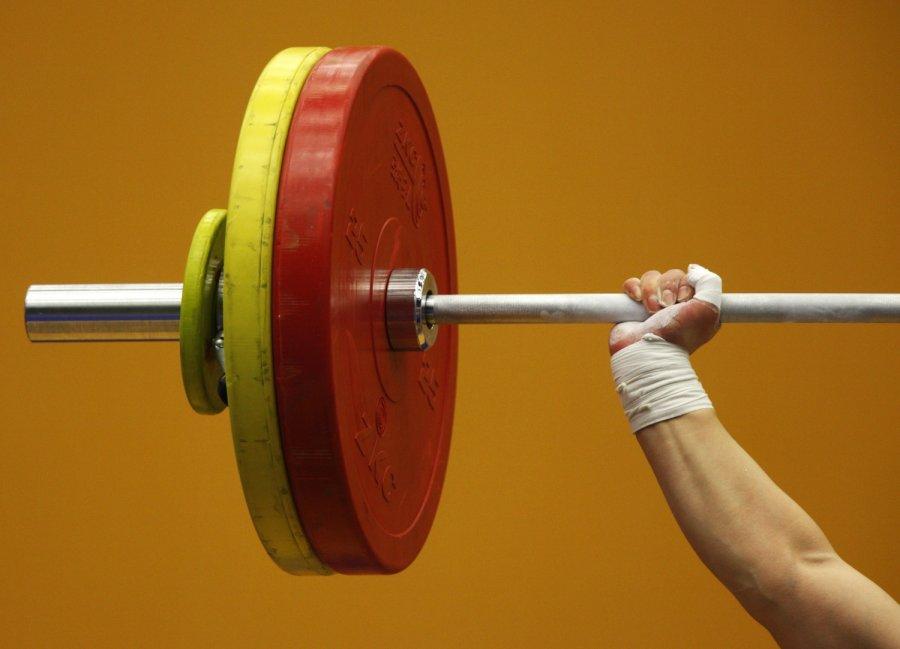 Štangos spaudimo ir svarsčių kilnojimo varžybos