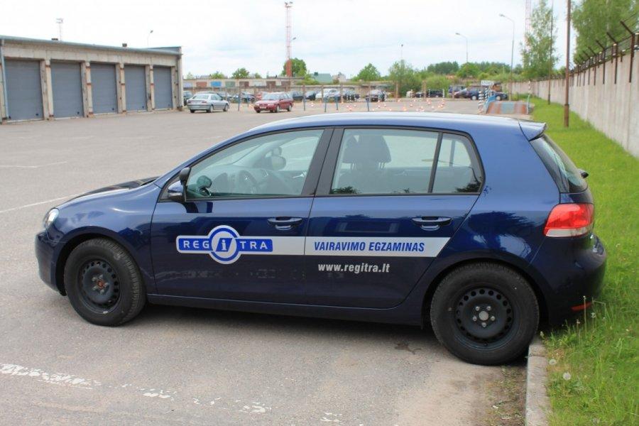 vairavimo egzaminas - i�samiai DELFI.lt