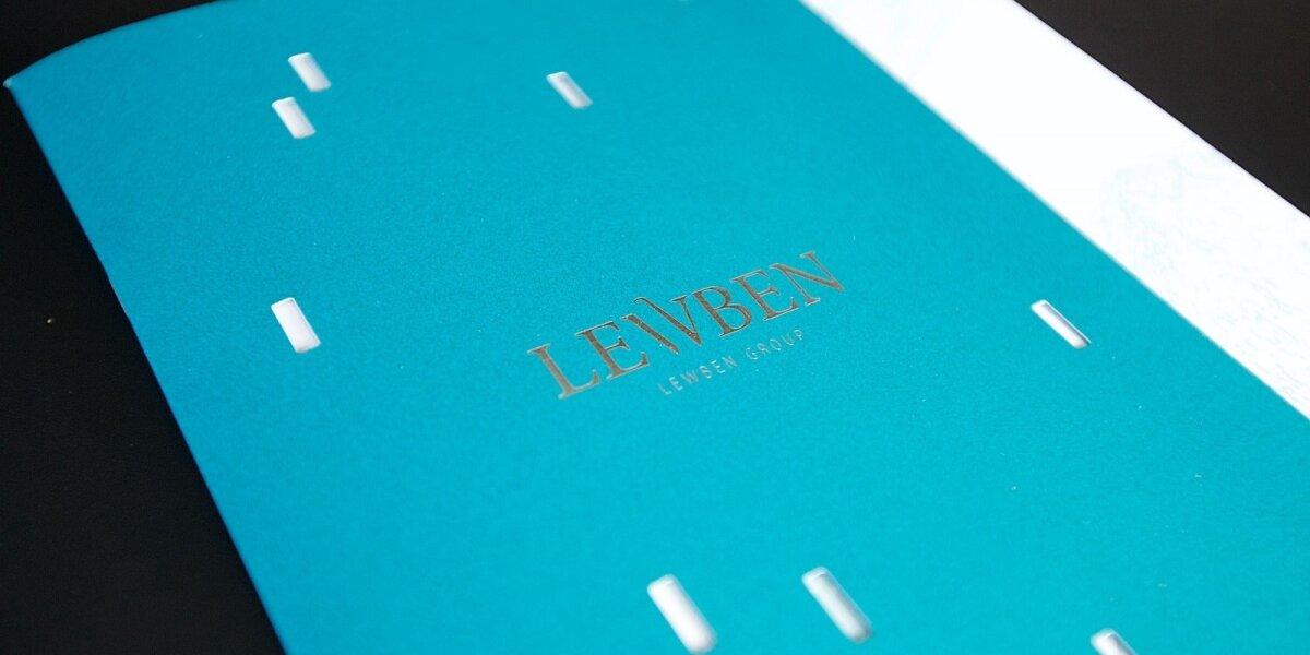 """Gerovės paslaugų teikėja įmonė """"Lewben"""" keičia prekės ženklą"""