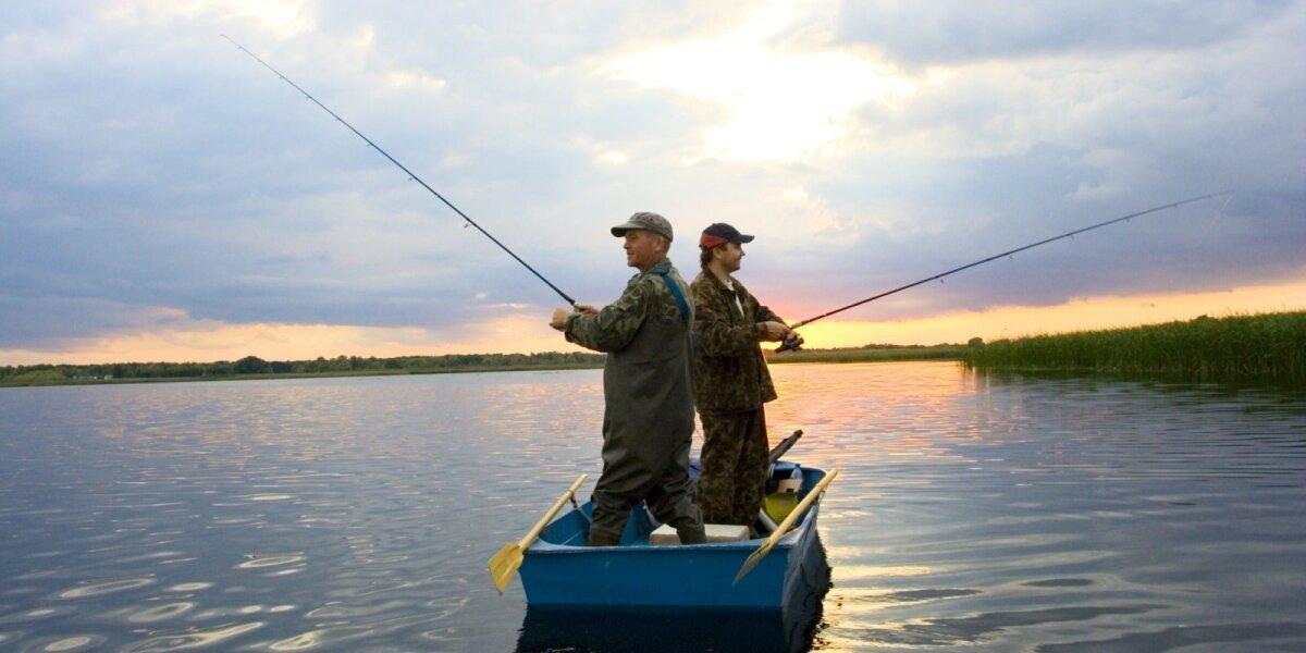 Gera naujiena Kupiškio marių žvejams: bus lengviau įleisti valtis