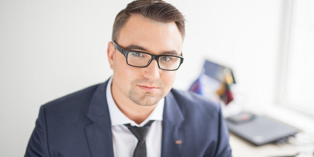 Vytautas Romeika. Rinkodaros vadovas – pokyčių koordinatorius?