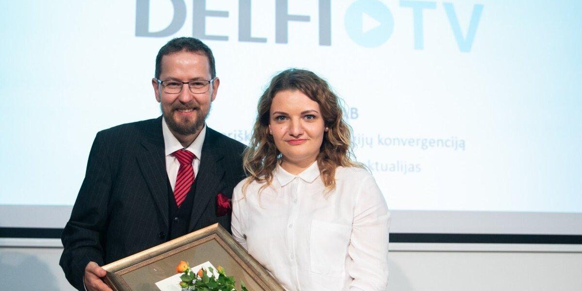 """Tarp konkurso """"Pragiedruliai"""" laureatų – DELFI TV"""