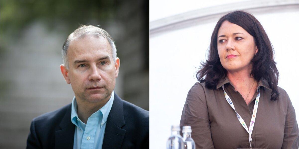 Petras Masiulis ir Kristina Meidė