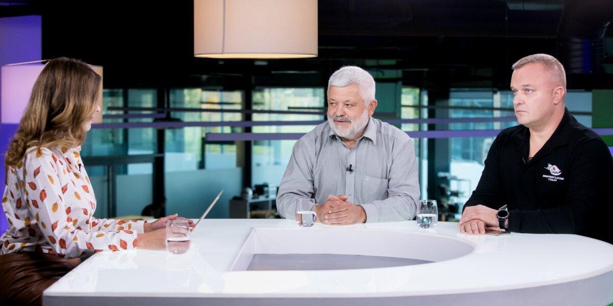 Antanas Kontautas, Sergejus Babeško