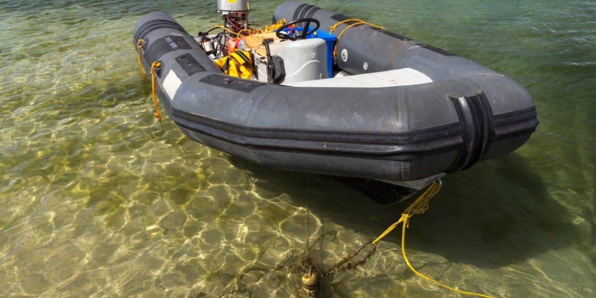 Tikrindami vandens transporto priemones nustatė kelias dešimtis pažeidimų