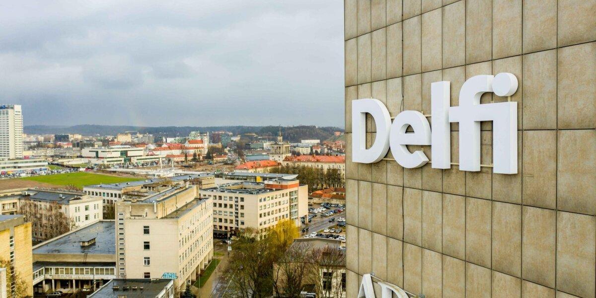 <em>Delfi</em> kovą didino atotrūkį nuo konkurentų