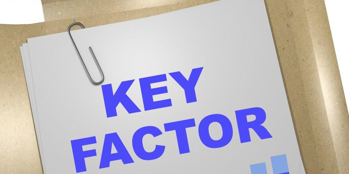 Svarbių faktorių analizė: kas tai ir kaip šį metodą taikyti (II dalis)