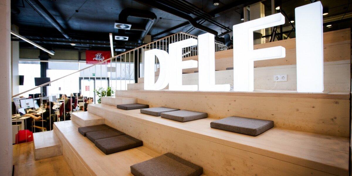 Spalį kiekvieną dieną DELFI skaitė daugiau nei pusė milijono Lietuvos gyventojų