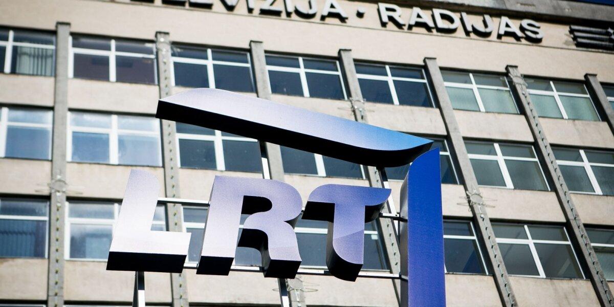 LRT atsisako politinės, interneto reklamos ir laidų rėmimo
