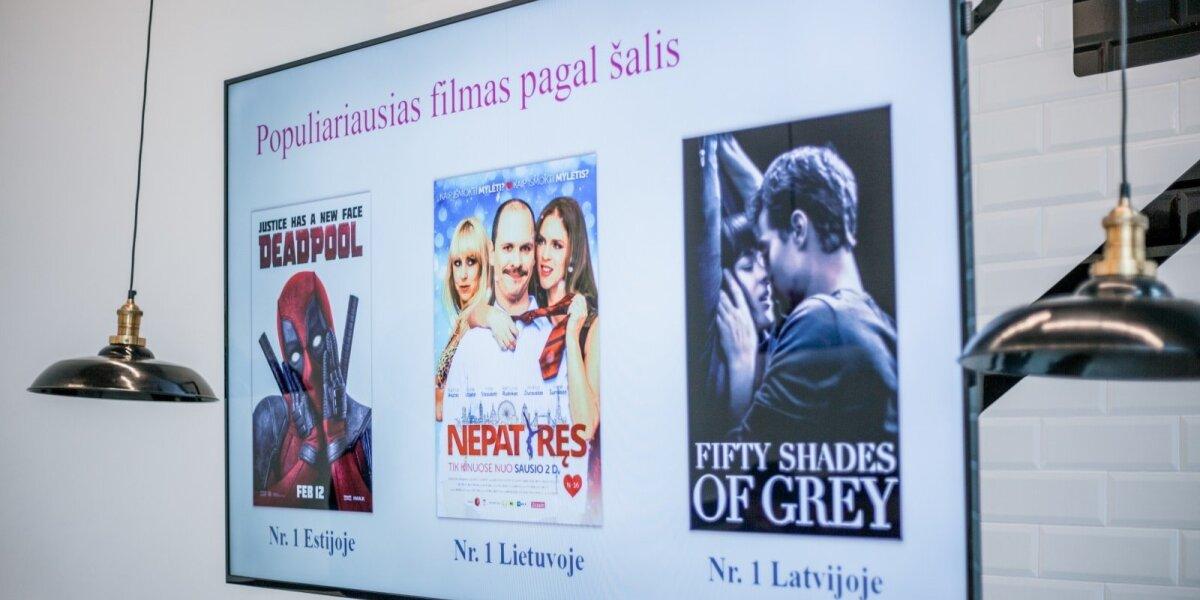 Televizijos žiūrėjimo internete įpročiai: kuo lietuviai skiriasi nuo kaimynų