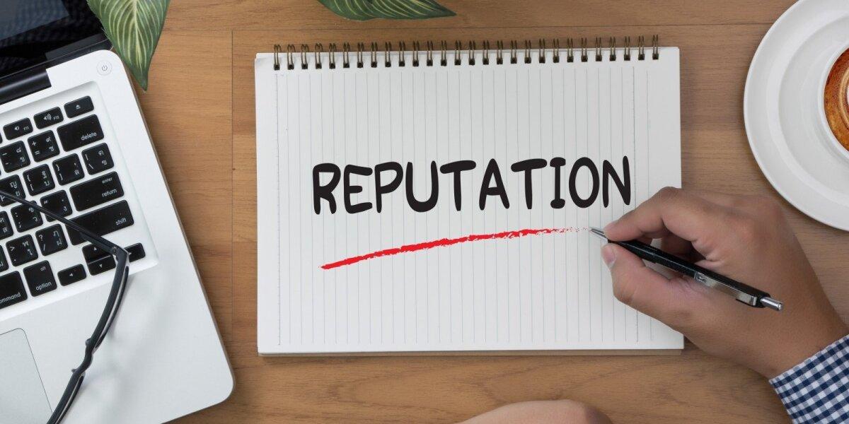 Verslo reputacija: kodėl vadovai turi prisiimti asmeninę atsakomybę