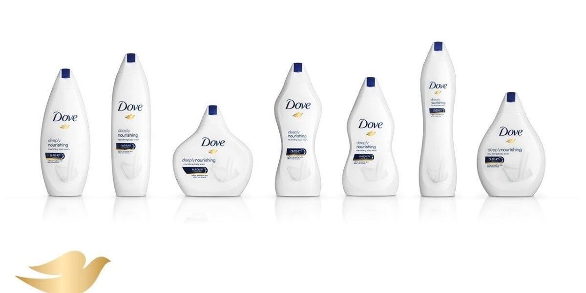 """Nuoseklios komunikacijos pavyzdys: """"Dove"""" reklamas pratęsia specialios pakuotės"""