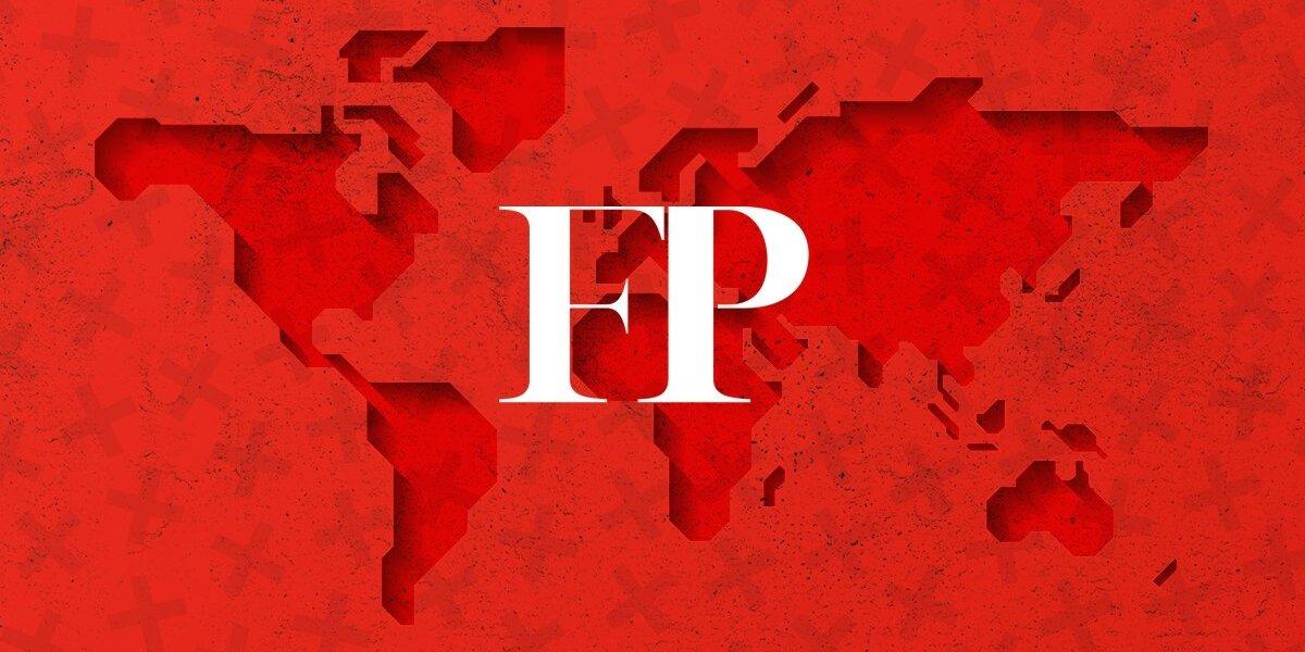 Foreign Policy + Delfi Plius