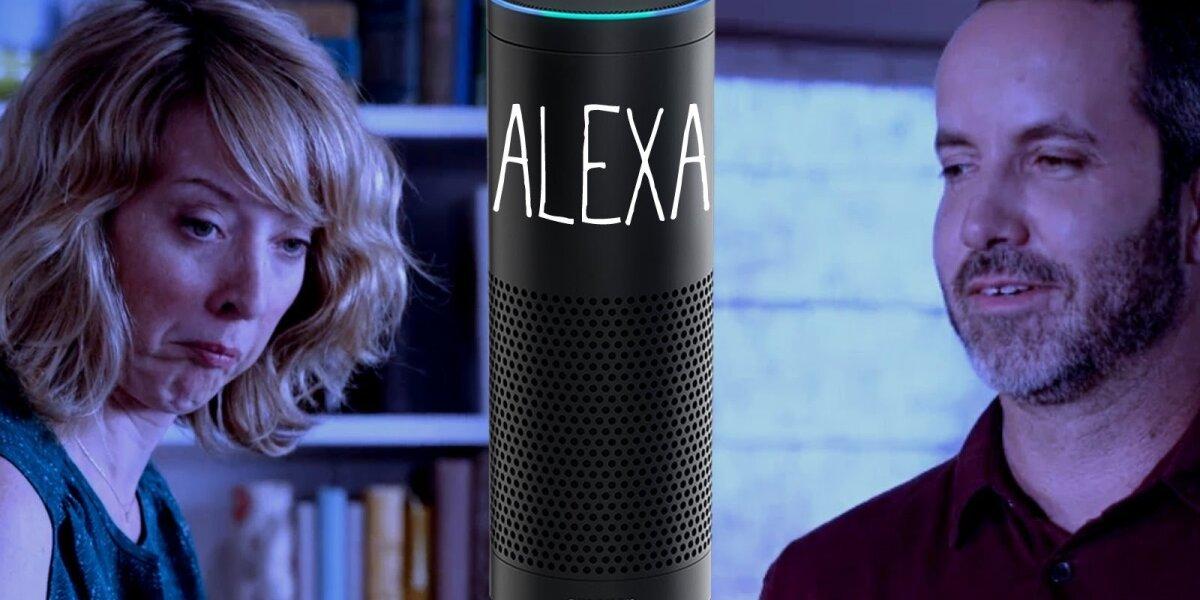 """""""Amazon"""" reklamoje – keisčiausi dirbtiniam intelektui užduoti klausimai"""