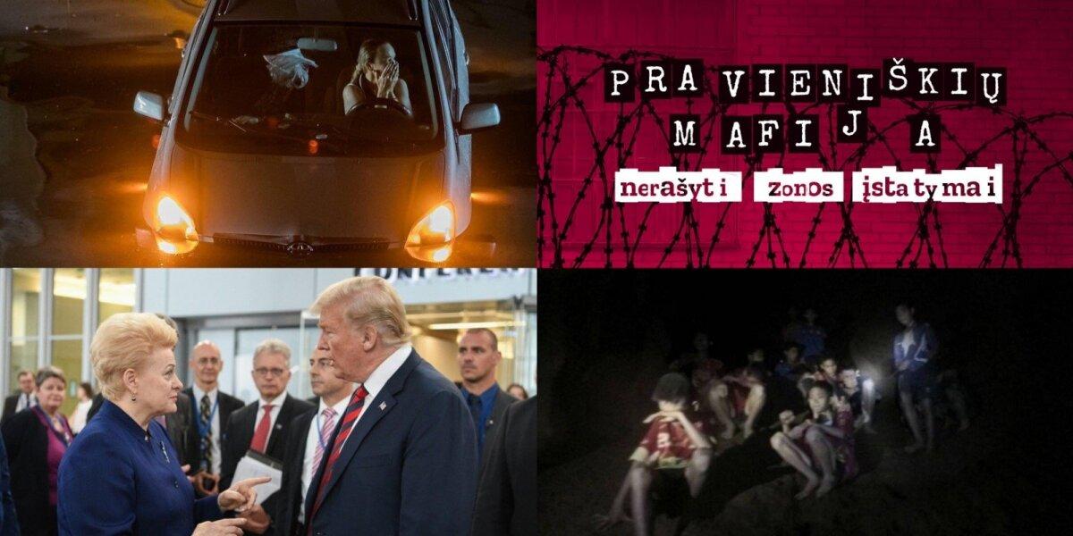 DELFI straipsniai apie Pravieniškių mafiją viršijo skaitomumo rekordus