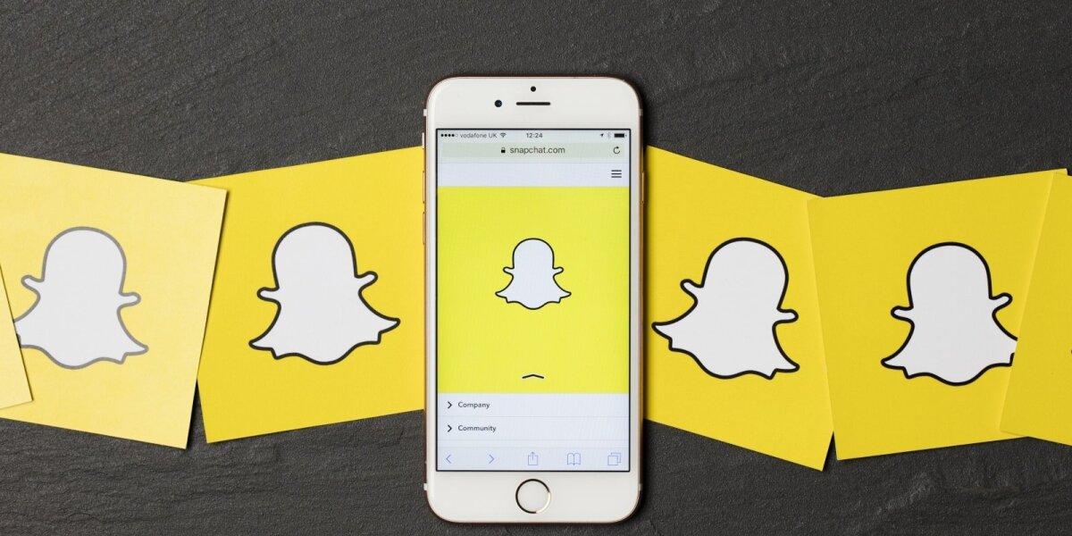 """""""Snapchat"""" dizaino atnaujinimas patiko ne visiems: ar ir vėl prireiks peticijos?"""