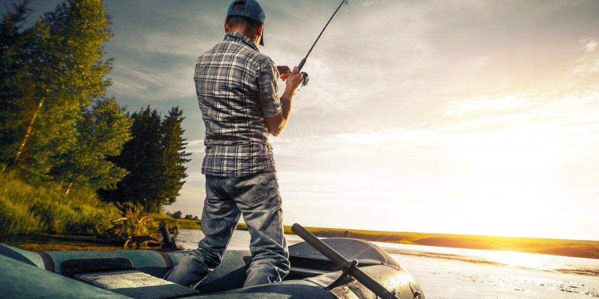 Žvejyba iš valties