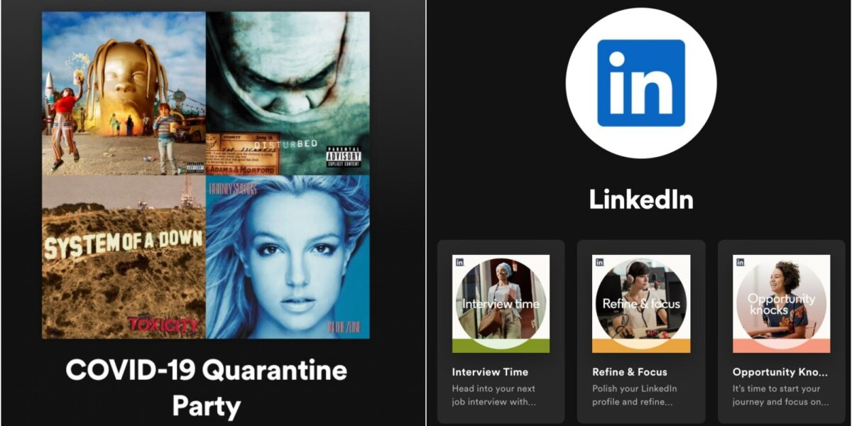 """""""Spotify"""" grojaraščiai"""
