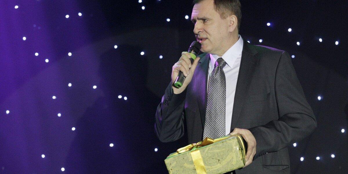 """Gintaras Zdebskis paliko radijo stotį """"Lietus"""""""