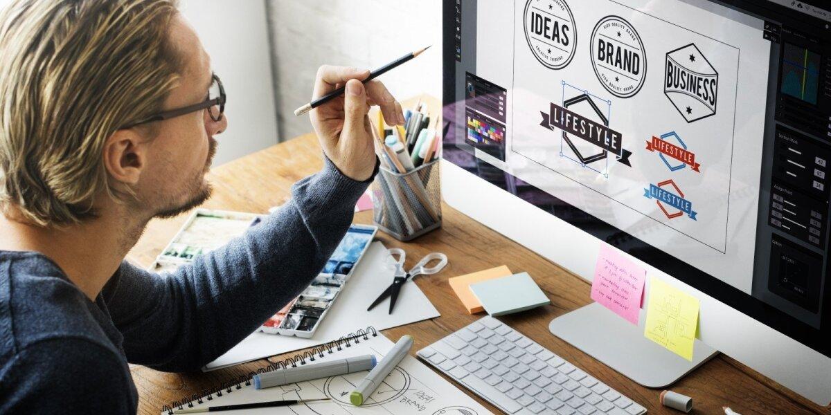 5 logotipų kūrimo paslaptys