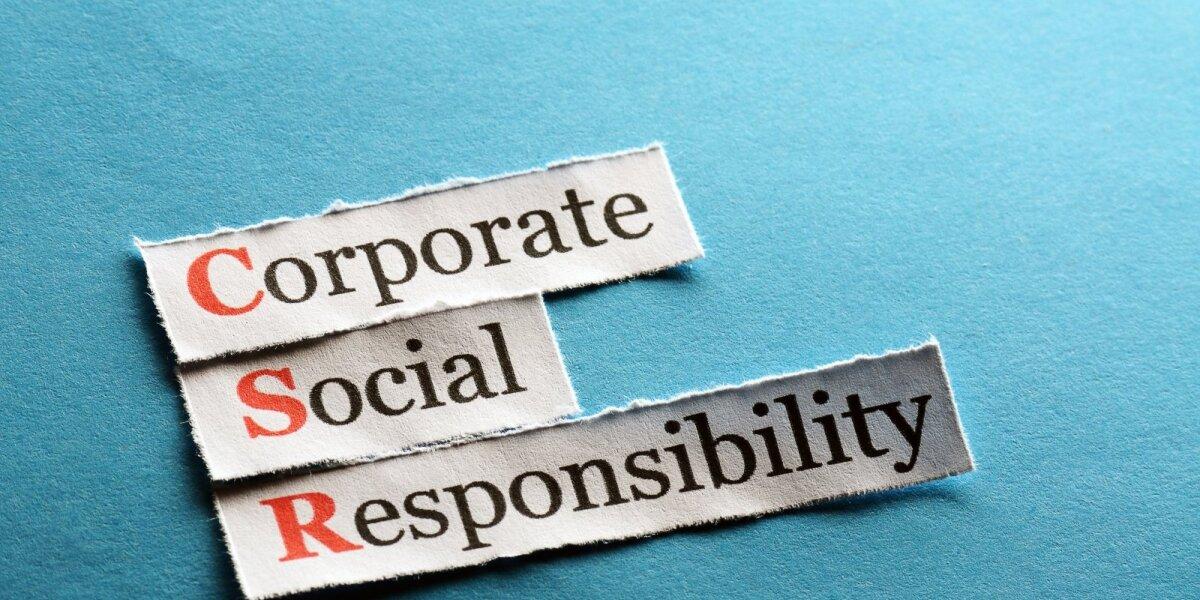 Donatas Kuras. Įmonių socialinė atsakomybė: mąstymo būdas, kuris atsiperka