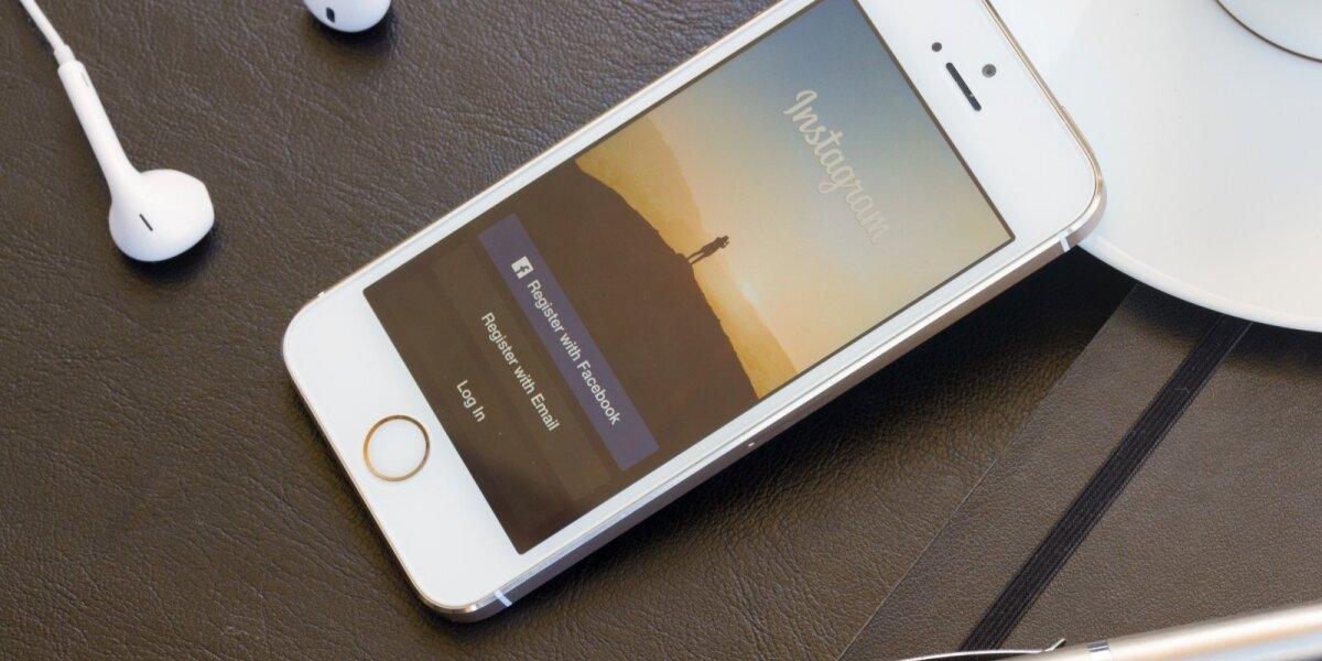 """""""Instagram"""" atnaujinimai: žmonių žymėjimai, nuorodos ir """"Boomerang"""" funkcija"""