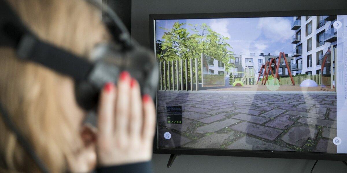 Virtuali realybė nekilnojamojo turto rinkoje: ar ji gali būti sėkmingu rinkodaros įrankiu?