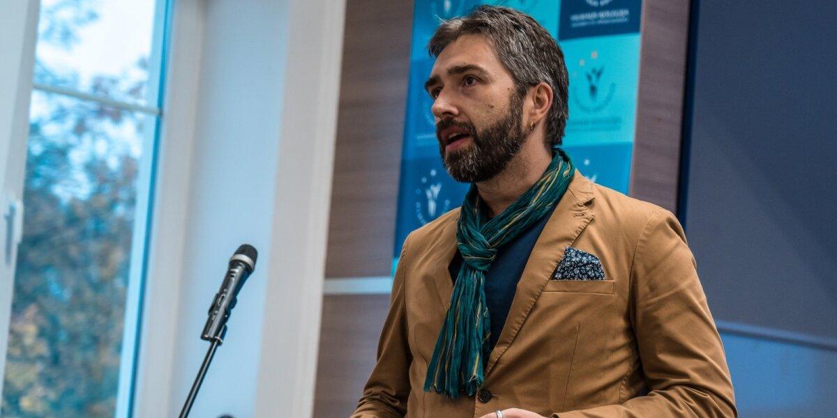 Vizualinės komunikacijos ekspertas Lukas Ruškys: į tendencijas reikia žiūrėti primerktomis akimis