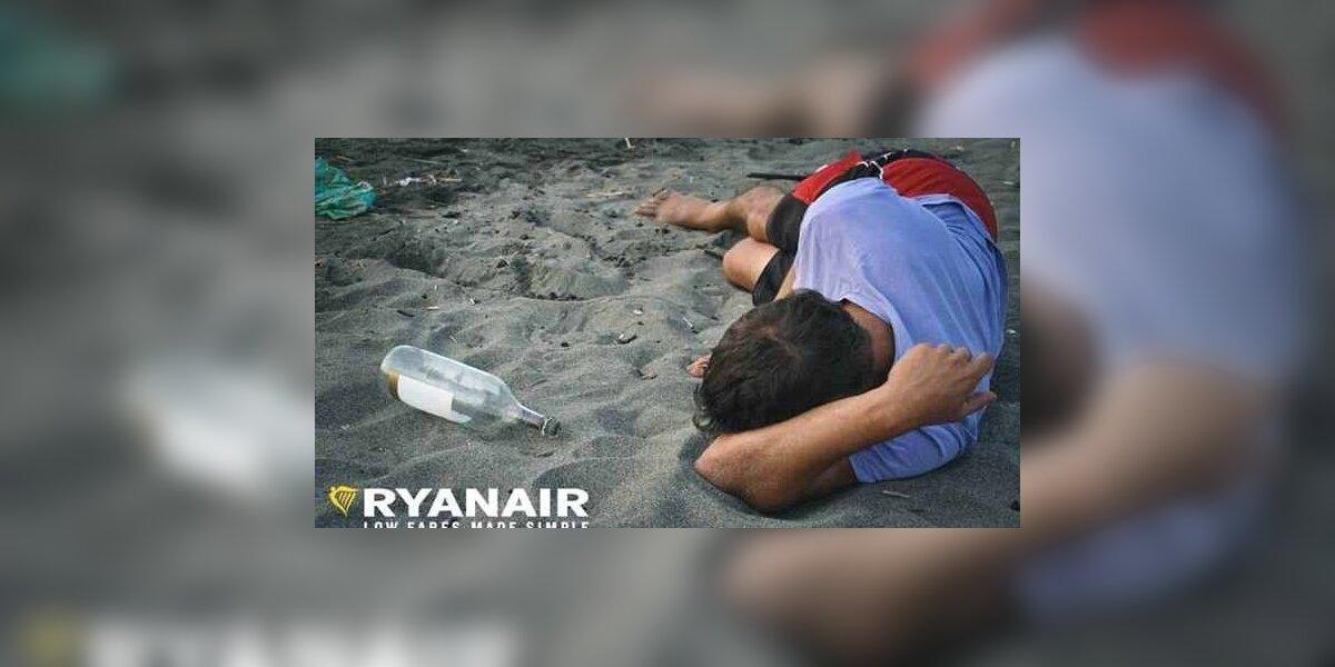 """Pikti komentarai privertė """"Ryanair"""" pašalinti studentams skirtą reklamą"""